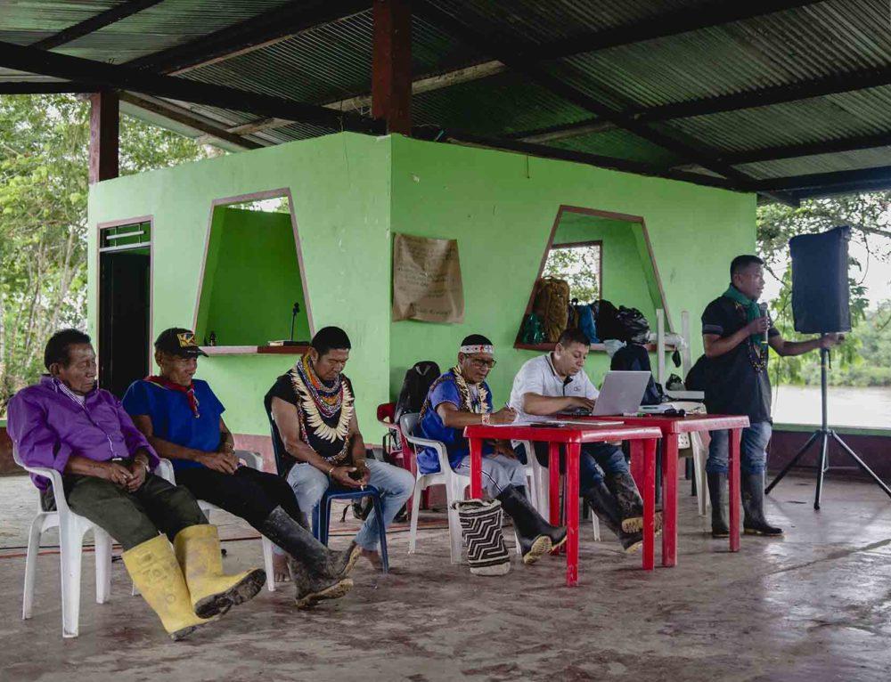 UMIYAC Congress – Siona Territory, Buenavista