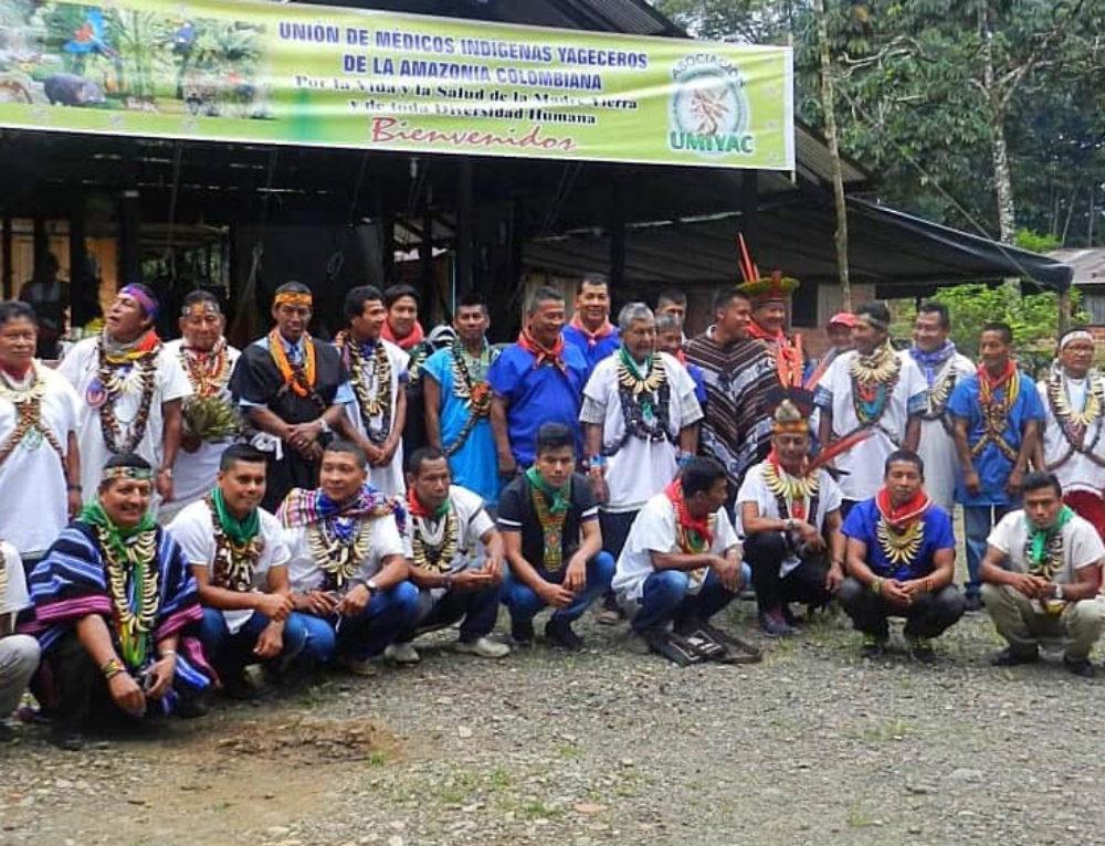Healing Brigade in Yurayaco community